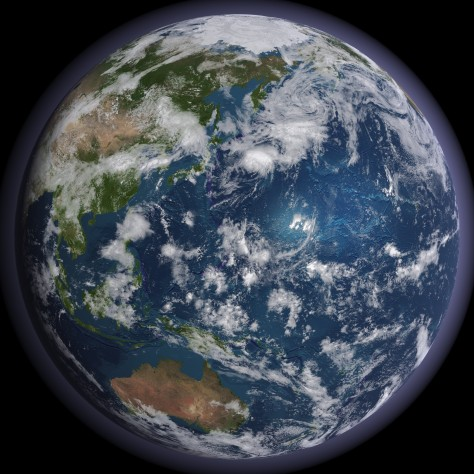 earth By pschubert